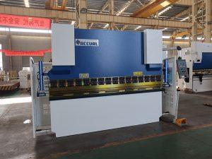 300 Ton hydraulic nc press brake machine 5M with CE safety certification