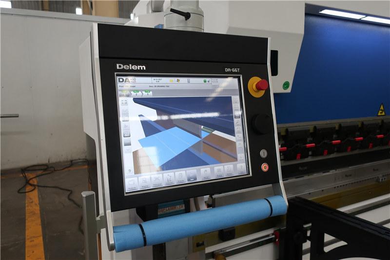 DELEM DA66T 3D CNC жүйесі