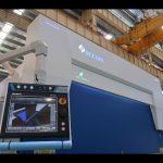 8 ось CNC гидравликалық тежегіші 110 т 3200 мм