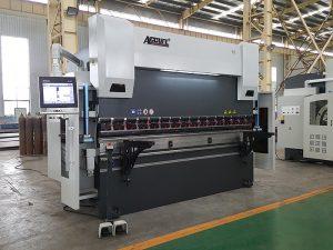 80 ton cutting sheet machine hydraulic press brake