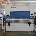 WC67K 500T / 4000mm cnc гидравликалық тот баспайтын болат пресс тежегіші, жоғары тиімділік табақ метал бүгілу машинасы