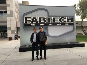 Accurl 2016 жылы АҚШ-тағы Лас-Вегас машиналары көрмесіне қатысты