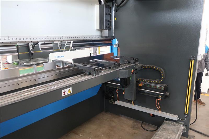 BGA-4 X және R-Axis CNC Backgauge үшін
