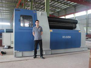Тайланд тұтынушылары Accurl компаниясының W12 Rolling Machine сатып алады