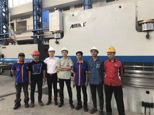 Индонезия делегациясы зауытқа келіп қайтты
