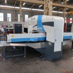 Siemens жүйесі cnc мұнаралы машиналар, автоматикалық тесік машинасы, cnc соққыға арналған пресс бағасы