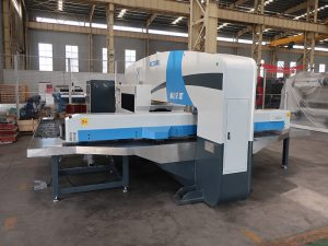 siemens system cnc turret punching machine,automatic hole punching machine,cnc punch press price