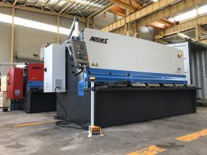 hydraulic shearing machine 12mm steel plate cutting machine 2500mm