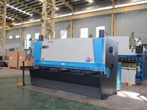 hydraulic shearing machine qc12y 4x2500