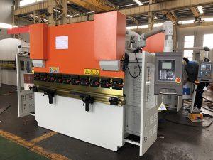 CNC hydraulic press brake for door frame (WC67Y-63TX2500)