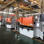 WC67K-30T 1600 мм гидравликалық пресс тежегіші, маркалы металл икемді машинасы, CE сертификаты бар