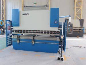 wc67k series cnc press brake